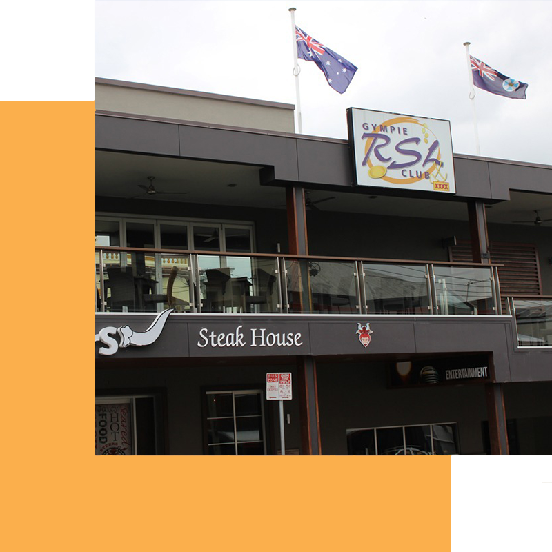 ABOUT GYMPIE RSL