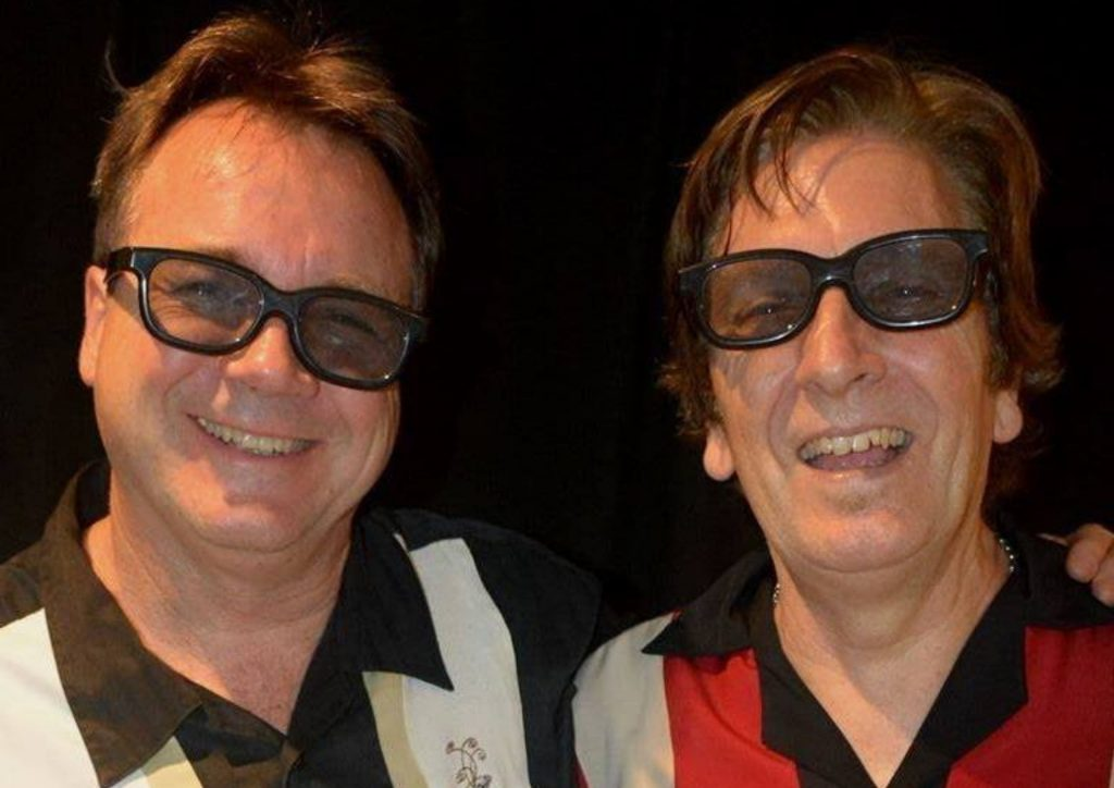 Tune Ranger Duo performing at Gympie RSL