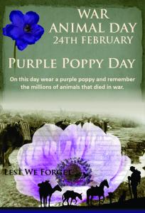 Purple Poppy Day