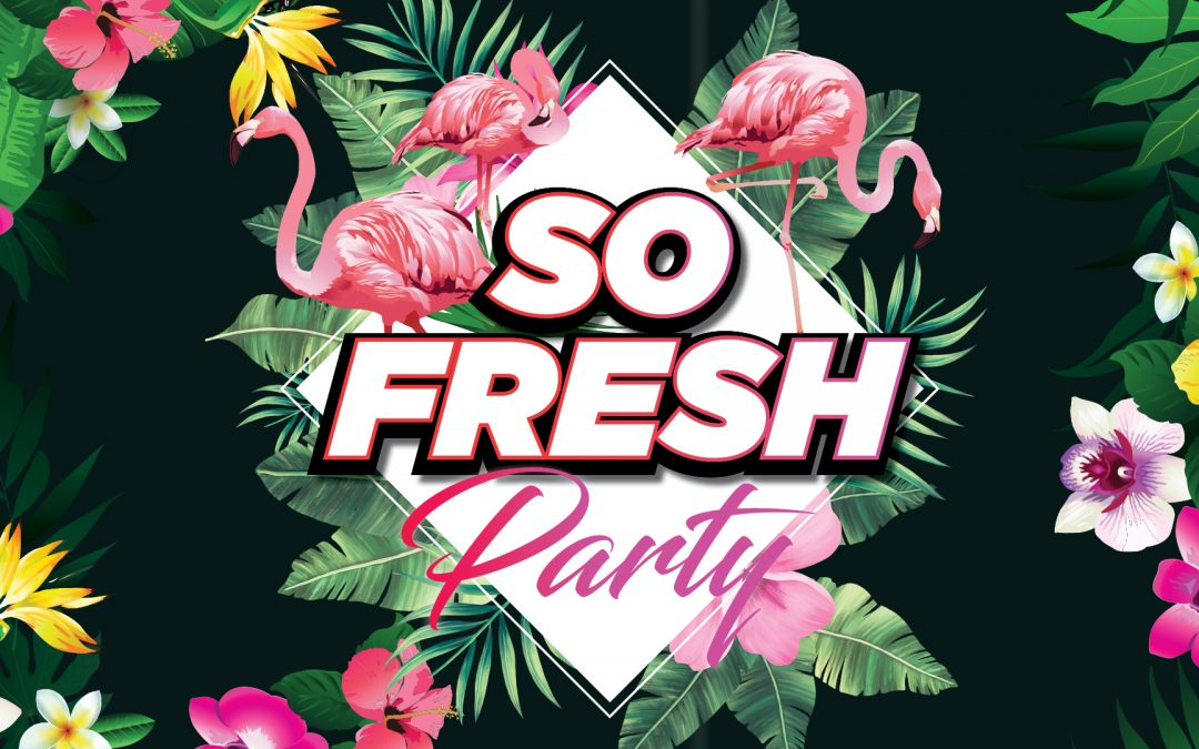 So Fresh 90s Party