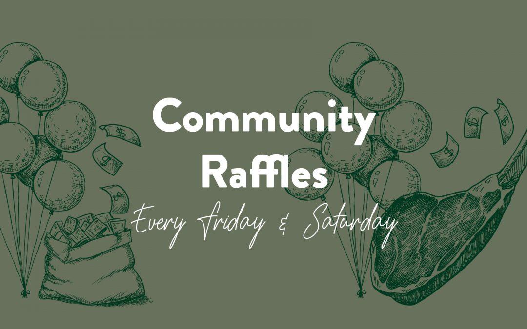 Community Raffles