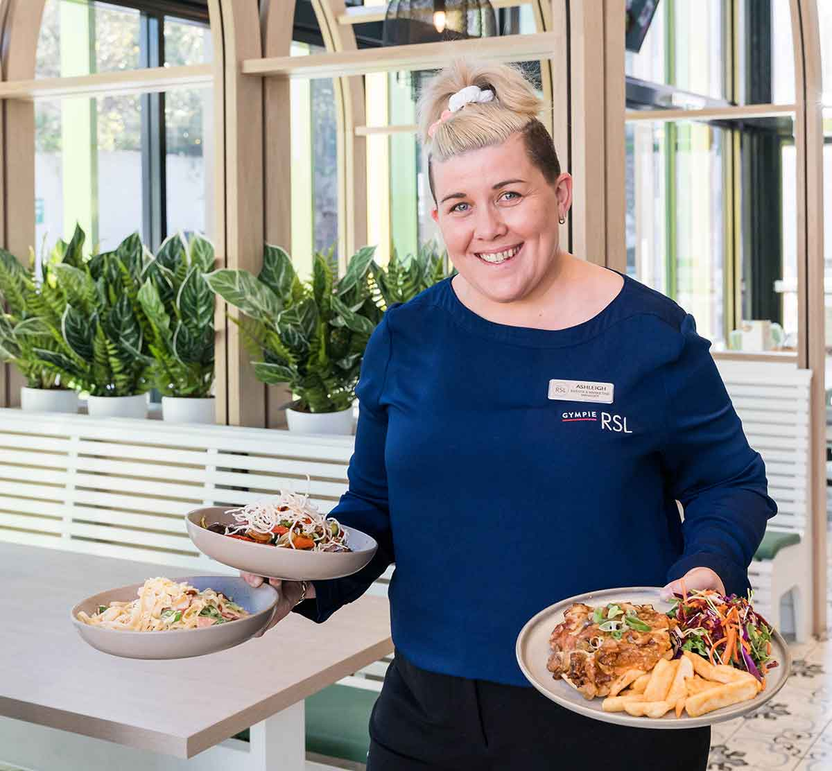 Hospitality Careers at Gympie RSL