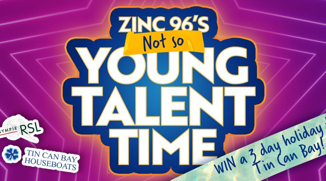Not So Young Talent Time