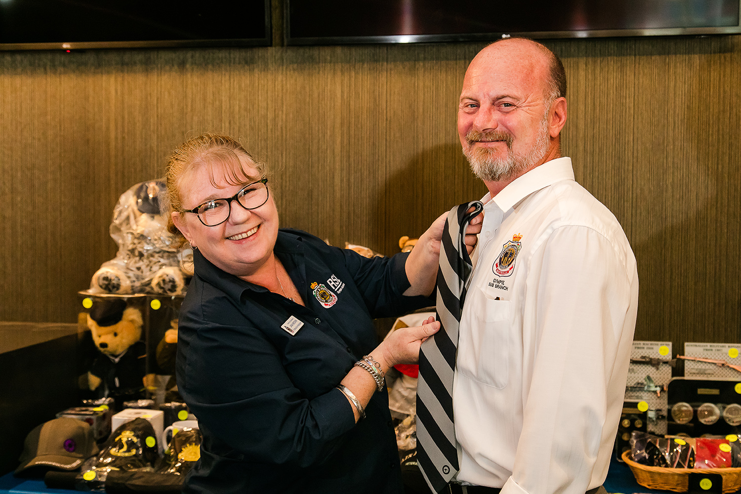 Dining at The Atrium at Gympie RSL